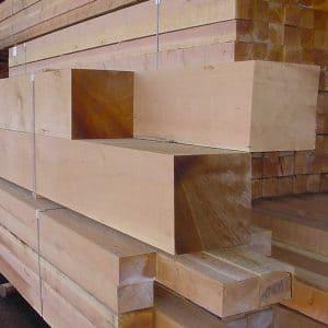 Esteios / Pilares / Quadrados